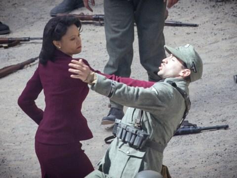 Westworld season 3: Thandie Newton kicks butt in Uggs as she fights German WWII soldier