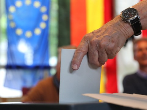 European elections: Final day of voting as Labour and Tories await their fate
