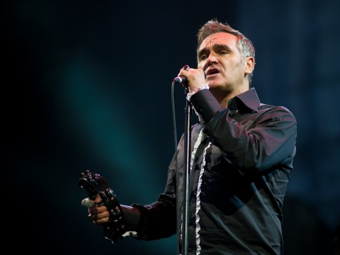Morrissey claims 'everyone prefers their own race' as he steps up support for For Britain