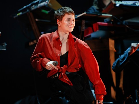 Christine And The Queens runs rainbow thread of queer through storming All Points East set