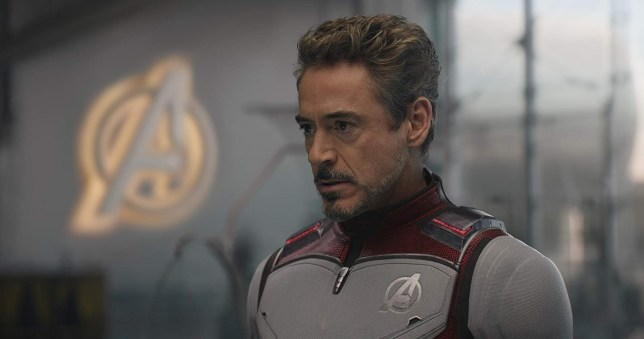 Marvel fan spots Tony Stark Easter egg in Avengers: Endgame