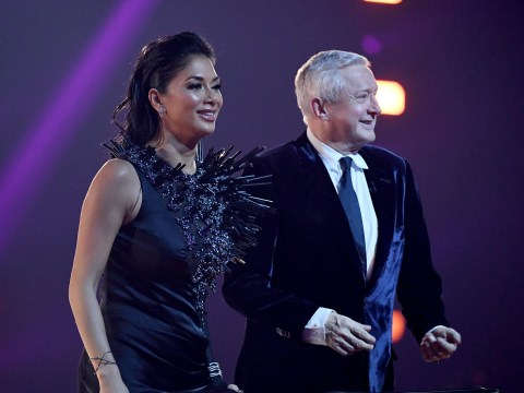 Louis Walsh confirms he'll be judging Celebrity X Factor with Nicole Scherzinger