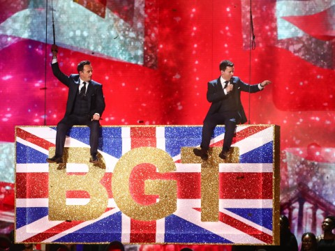 Britain's Got Talent viewers praise Ant and Dec's cheesy musical entrance on Live Show