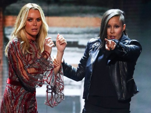 Britain's Got Talent hit with 192 Ofcom complaints for Amanda Holden swearing and The Haunting's performance