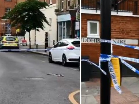 Man fighting for his life after being attacked by group armed with baseball bat