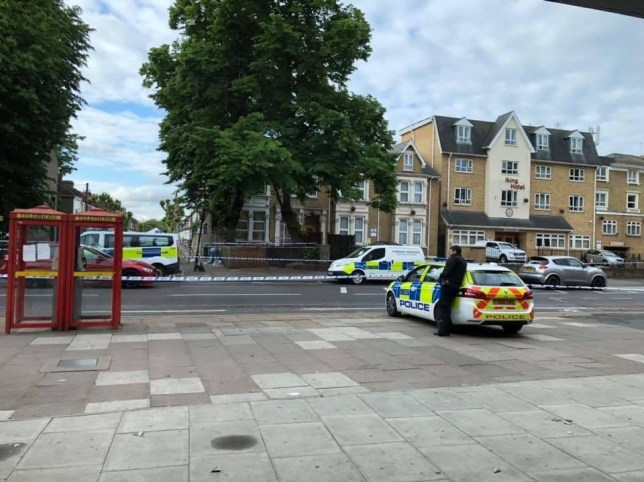 A man has died after being stabbed in Forest Gate in the early hours of this morning, Tuesday 28 May