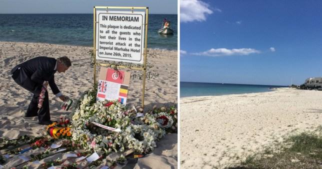 Tunisia terror attack, shrine removed