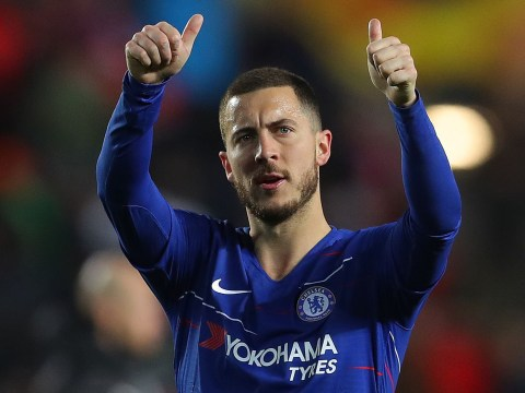 Eden Hazard issues heartfelt goodbye to Chelsea after joining Real Madrid