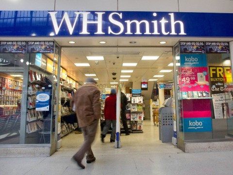 WHSmith voted worst high street store in the UK