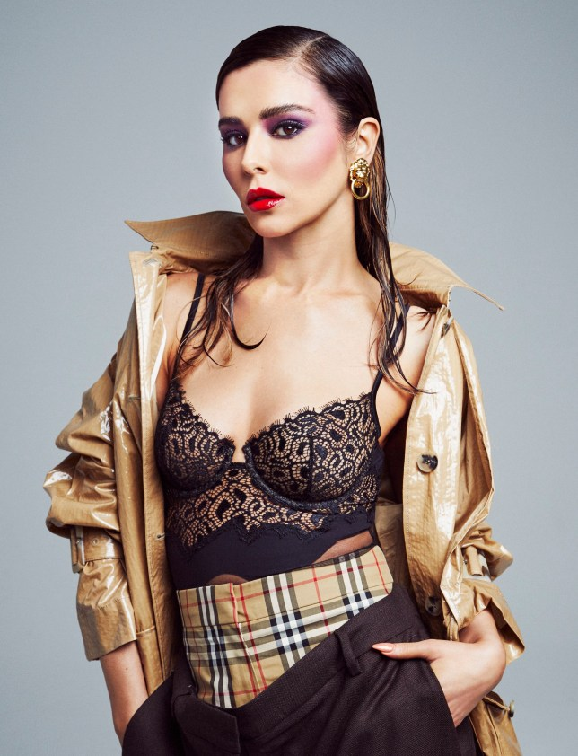 Cheryl / re: Cheryl in a new magazine shoot for Fault Magazine