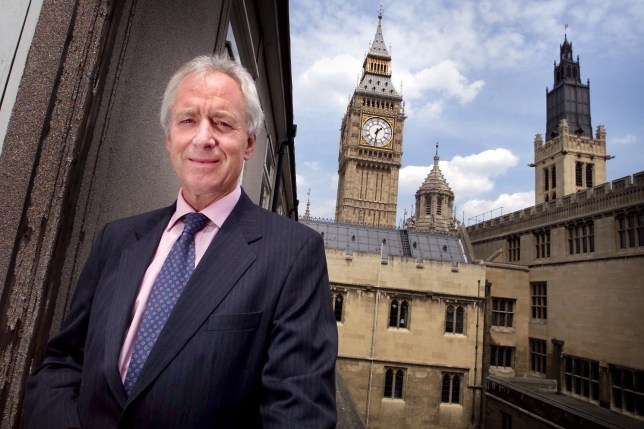 Sir Michael Spicer at The House of Commons