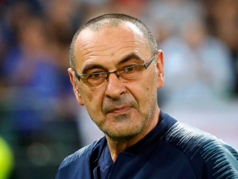 Maurizio Sarri dedicates Europa League win to Napoli fans after Chelsea beat Arsenal