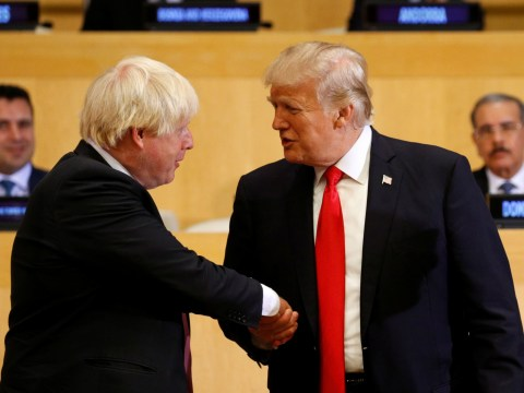 It's no surprise Trump is praising the Tories given how much they have in common