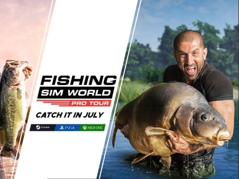 Fishing Sim World plans massive free Pro Tour update with Scott Martin and Ali Hamidi