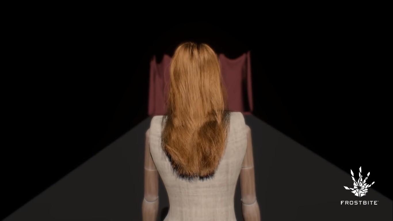 A hair-raising demeanour during a destiny of video diversion graphics