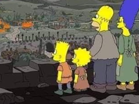 Game of Thrones season 8 twist was annoyingly predicted by The Simpsons 2 years ago