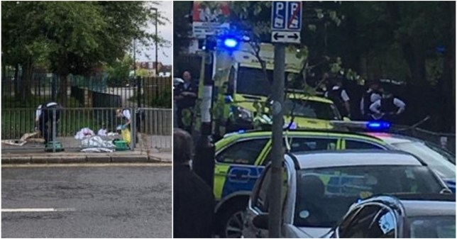 Another child stabbed in London boy is stabbed in head and back