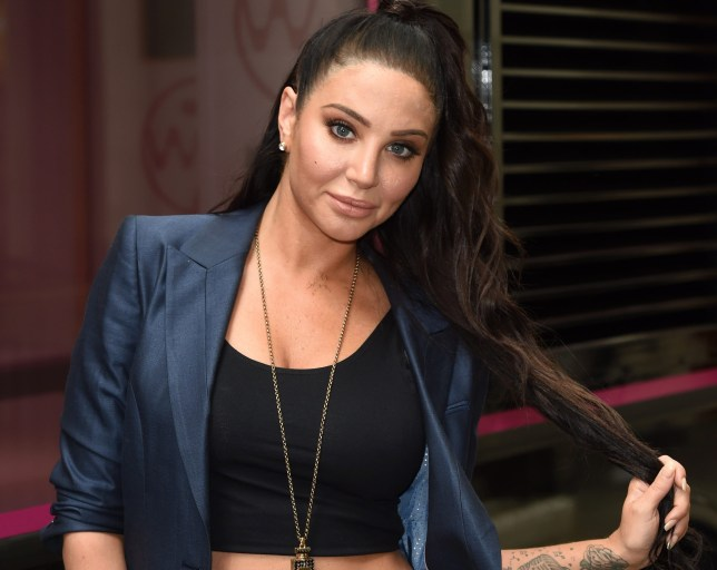Tulisa launches W7 collaboration