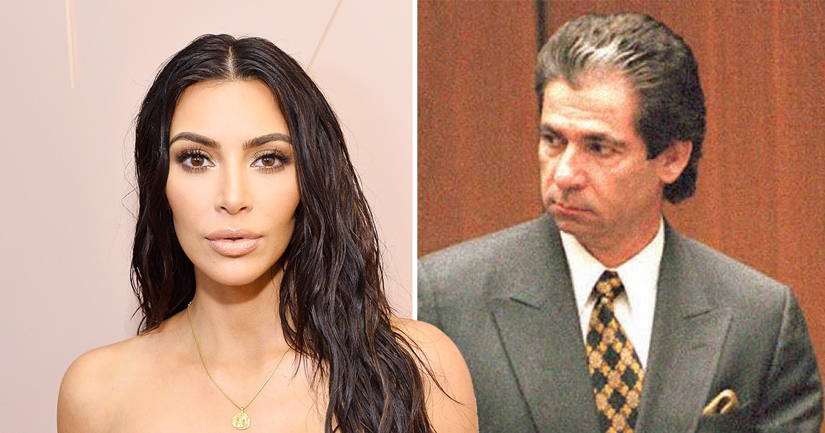 Kim Kardashian's dad didn't want her to pursue a career in criminal law