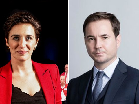 Line of Duty's Martin Compston 'couldn't be prouder' of pal Vicky McClure over Dementia Choir