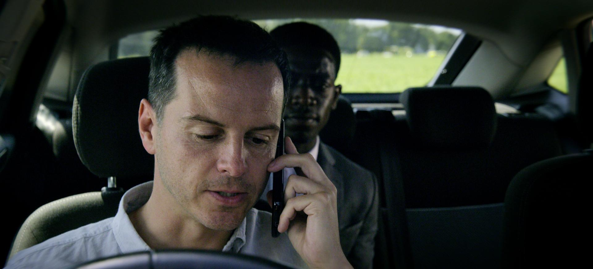 Black Mirror season 5 trailers released and Andrew Scott's episode pays homage to the Prime Minister pig incident