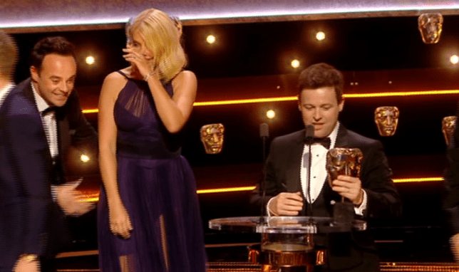 Holly Willoughby, Declan Donnelly and Ant McPartlin and the TV Batfas 2019