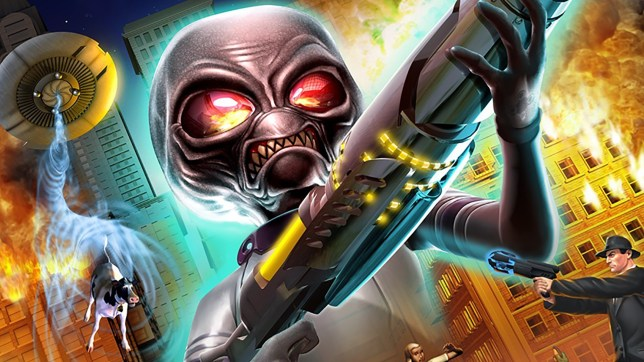 Is Destroy All Humans returning to finish the job?