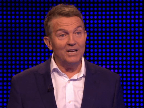 Bradley Walsh swaps places with a contestant on The Chase after answer blunder