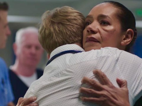 Casualty review with spoilers: Farewell Elle, as Connie struggles to cope
