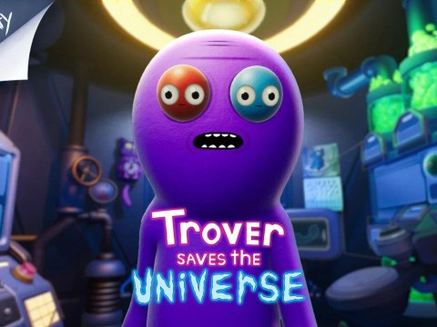Trover Saves The Universe review – playing for laughs
