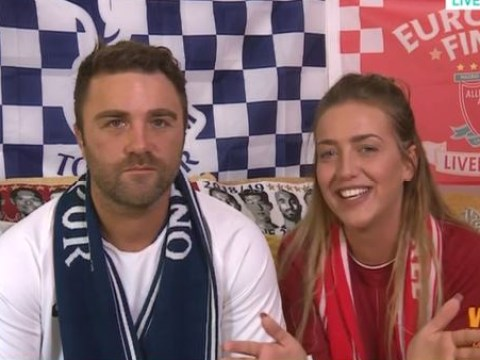 Couple change wedding plans for Champions League final as rival teams go to war