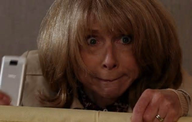 Gail leaves in Coronation Street