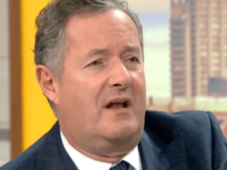 Piers Morgan clashes with Extinction Rebellion protester over public transport chaos: 'What message are you sending?'