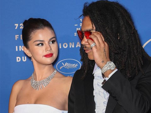 Selena Gomez stuns as she makes Cannes debut with The Dead Don't Die co-star Luka Sabbat