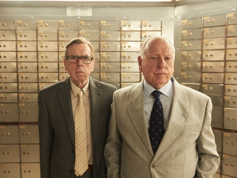 Hatton Garden on ITV: The true story of the shocking heist is starting tonight and we can't believe this actually happened