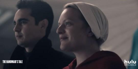 Handmaid's Tale Season 3 Trailer (Picture: Hulu)