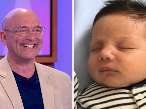 Gregg Wallace, 55, tempted to have more children after birth of son Sid