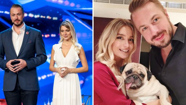 Britain's Got Talent magicians reveal engagement – and their pet pug helped with romantic moment