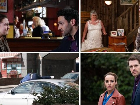 10 soap spoilers: Coronation Street hit and run, huge Emmerdale wedding, EastEnders death fears, Hollyoaks hostage