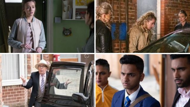 EastEnders, Emmerdale, Coronation Street and Hollyoaks spoilers