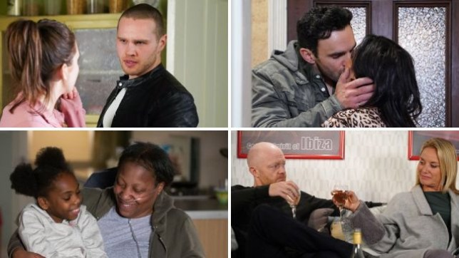 Here's what's coming up in EastEnders