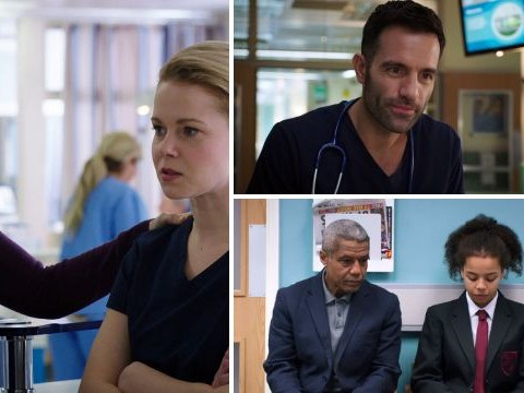 7 Holby City spoilers: Will Ange tell Chloe the truth?