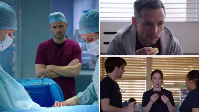 Holby City review with spoilers: Chloe's world turned upside down, and Ric and Essie clash over Darla