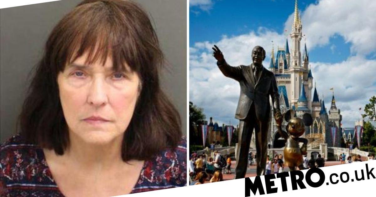 Granny Arrested For Bringing Cannabis Oil To Walt Disney -9504