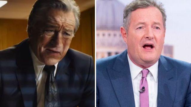 Piers Morgan destroys Robert DeNiro over Warburtons bread advert