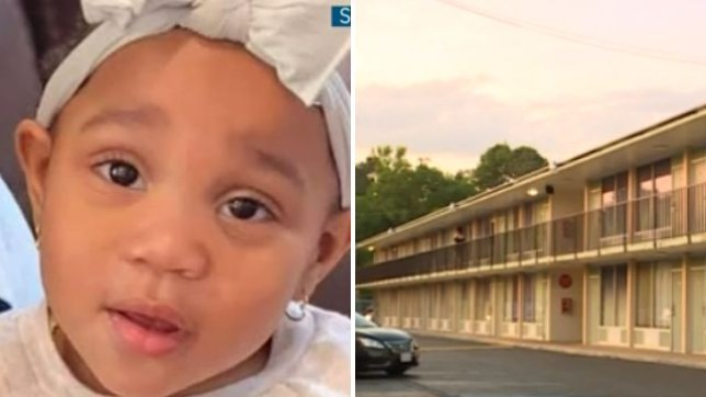 Nariah Brown died of horrific injuries after being sexually assaulted at the Colony House Motor Lodge in Richmond, Virginia, last week