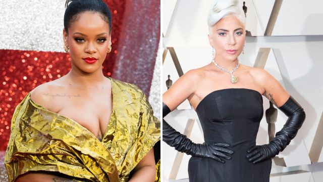 Rihanna teases Lady Gaga collaboration as she chats new album and we are so on board