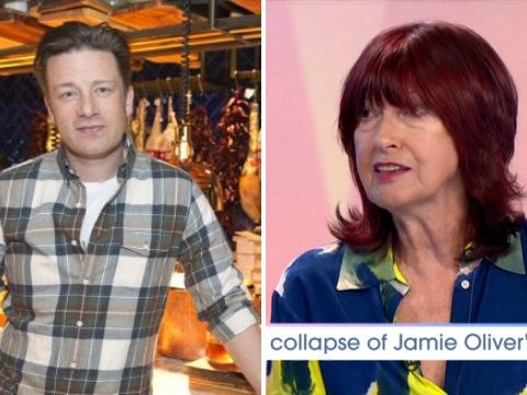 Janet Street Porter explains what's happened to Jamie Oliver's crumbling empire and it's basically you've become too lazy