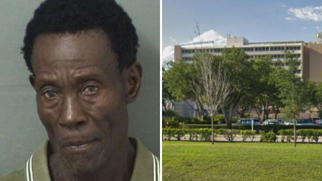 Jerome Renaud, 70, reportedly brought a 13 year-old girl to North Broward Medical Center, where doctors discovered she was pregnant. Renaud is said to have admitted he is the father