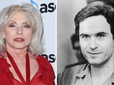 Debbie Harry claims she survived Ted Bundy after getting into his car – and he smelt 'incredibly bad'